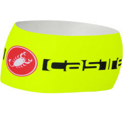 Castelli Haarband Heren Fluo  / CA Viva Thermo Headband Yellow Fluo