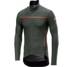 CASTELLI PERFETTO LONG SLEEVE  / Fietsshirt  Grijs Forest grey