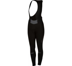CASTELLI Chic BibTight / Fietsbroek Dames Zwart Antraciet