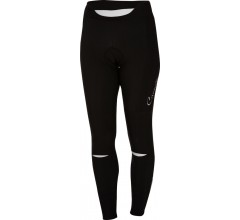 CASTELLI Chic Tight / Fietsbroek Dames Zwart Wit