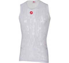 CASTELLI MESH 3 Sleeveless / Zweethemd Wit