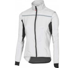 CASTELLI SUPERLEGGERA W Jacket  / Fietsjack Dames Wit