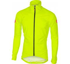 Castelli Fietsjack waterdicht Heren Fluo  / CA Emergency Rain Jckt Yellow Fluo