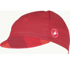 Castelli Fietspetje Heren Rood / CA Free Cycling Cap Red