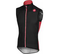 Castelli Windstopper Heren Zwart / CA Pro Light  Wind  Vest Black