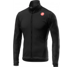 Castelli Fietsjack Heren Zwart Zwart / CA Mitico Jacket Light Black