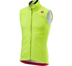 Castelli Windstopper Heren Fluo  / CA Thermal Pro Vest Yellow Fluo