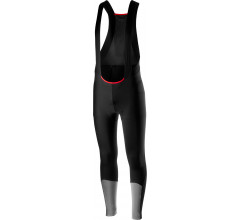 Castelli Fietsbroek lang Heren Zwart  / CA Nano Flex Pro 2 Bibtight Black