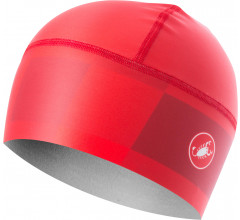 Castelli Helmmuts Heren Rood  / CA Arrivo 3 Thermo Skully Red