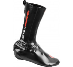 Castelli Overschoenen Time trial Heren Zwart  - CA Fast Feet Road Shoecover-Black