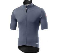 Castelli Fietsjack korte mouwen Rain Or Shine voor Heren Blauw  / CA Perfetto Ros Light Dark/Steel Blue