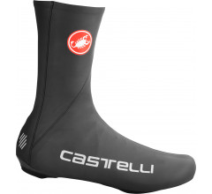 Castelli Overschoenen winter voor Heren Zwart  / CA Slicker Pull-On Shoecover Black