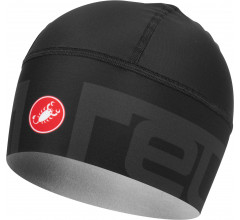 Castelli Helmmuts voor Heren Zwart  / CA Viva 2 Thermo Skully Light Black
