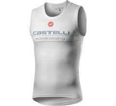 Castelli Ondershirt Heren Grijs - CA Active Cooling Sleeveless Silver Gray