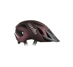 Zero RH+ Fietshelm Bordeaux - RH+ Helmets 3 in 1 matt bordeaux metal 21