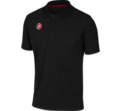 Castelli Casual kleding Heren Zwart  / CA Race Day Polo Black