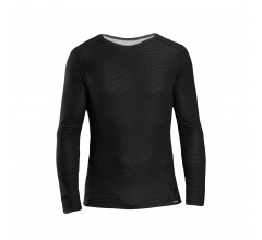 GripGrab Ondershirt Lange mouwen Zwart  / Ride Thermal Base Layer LS Black