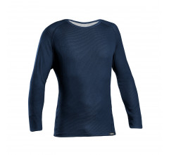 GripGrab Ondershirt Lange mouwen Blauw  / Ride Thermal Base Layer LS Navy