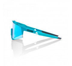 100% Fiets Zonnebril OP Speedcraft Peter Sagan Multilayer Mirror Lens Blue Topaz