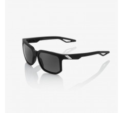 100p Casual Zonnebril / Centric Peakpolar Lens  Soft Tact Black