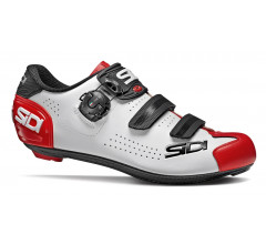 SIDI Fietsschoenen Race Heren wit Zwart / Alba 2 White/Black/Red