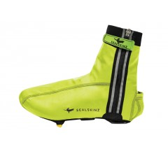 SealSkinz Lightweight Halo overshoe (with LED) / overschoen Fluo Geel