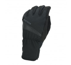 Sealskinz Fietshandschoenen waterdicht voor Dames Zwart  / Waterproof All Weather Cycle Glove Black