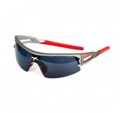 SH+ Zonnebril RG 4600 Light SF Gun Metal / Red