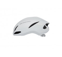 HCJ FURION 2.0 Matt Gloss White - Fietshelm Wit