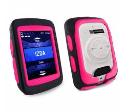 Tuv-Luff Rugged Case Edge 520 Black/Pink