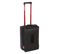 CASTELLI Rolling Travel bag 35x54x25cm Airline size  / Reiskoffer black