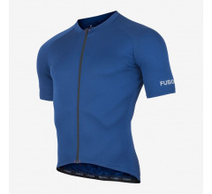 Fusion Fietsshirt Unisex Blauw / C3 CYCLE JERSEY NIGHT
