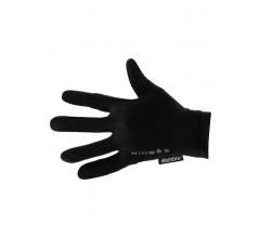 Santini Fietshandschoenen winter Zwart Unisex - Eco Heavy Winter Gloves Black