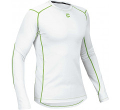 Cannondale ondershirt thermo lange mouwen heren wit