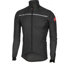 Castelli Fietsjack Heren Zwart  / CA Superleggera Jacket Anthracite
