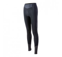 Nalini Fietsbroek lang zonder bretels Dames Zwart  - AIW WR LADY TIGHT 2.0  TIGHT BLACK