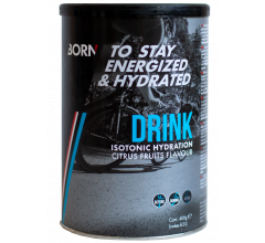 BORN Drink Isotonic Fresh Sportdrank 400 GR.
