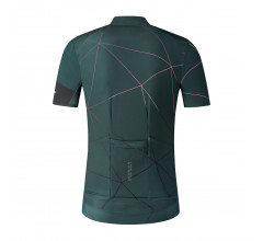 Shimano Shirt Breakaway Charcoal Heren
