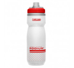 Camelbak Podium Chill Bidon Fiery Red/White 600 ml
