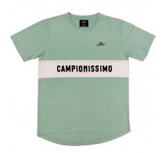 The Vandal Campionissimo Coppi Casual T-Shirt Heren