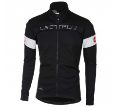 CASTELLI Transition jacket / Fietsjack  zwart wit