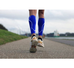Megmeister Compression Calf Sleeve Blue