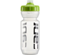 Cannondale Bidon Transparant Groen / Logo Bottle CLG 750ml