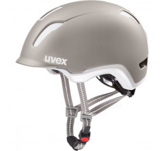 Uvex Fietshelm urban cycling city 9 unisex Grijs