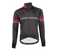 Vermarc Fietsjack winter Heren Zwart  / CURVE Technical Jacket - Black