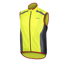 Wowow Cycle Wind Vest 2.0 / Windstopper Yellow
