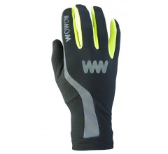 Wowow Dark Gloves 3.0 / Fietshandschoenen Grey