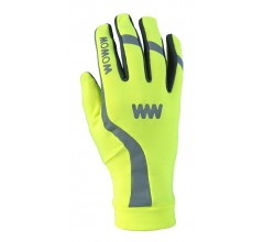 Wowow Dark Gloves 3.0 / Fietshandschoenen Yellow