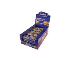 Maxim ENERGY BAR OATS, ALMONDS & SALTY NUTS  (25x55 gr.)  20 stuks + 5 gratis