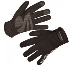 Endura MTB fietshandschoenen winter zwart/ Strike II Glove Black